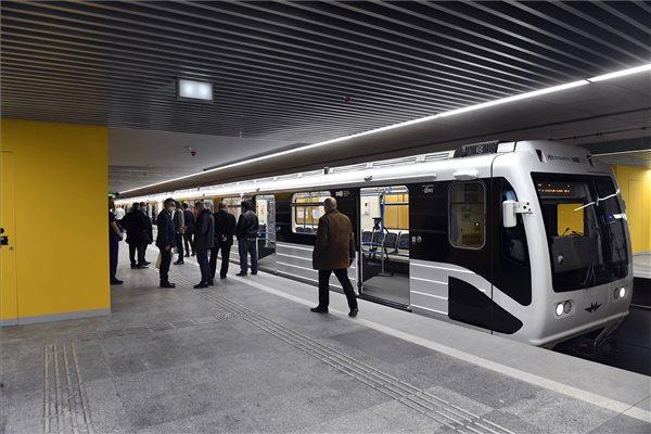 3-as metró, metró, Budapest